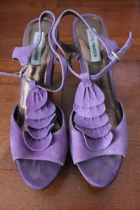 Steve Madden Purple Formal