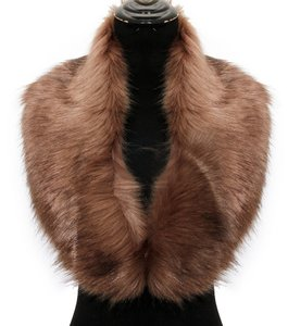Other Multitone Fur Collar Neckwarmer