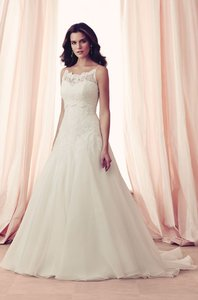 Paloma Blanca 4515 Wedding Dress