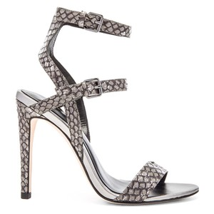 Rebecca Minkoff Gunmetal metallic Formal