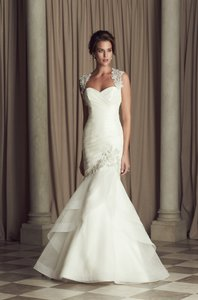Paloma Blanca 4464 Wedding Dress