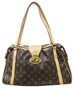 Louis Vuitton Tote Lv Canvas Monogram Small Shoulder Bag