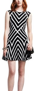 Banana Republic short dress Stripe on Tradesy