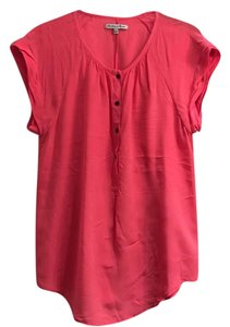 Madewell Top Coral