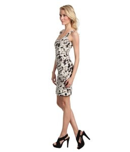 Nicole Miller short dress White/Black on Tradesy