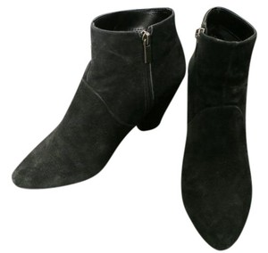 Dolce Vita Suede Bootie Classic Black Boots