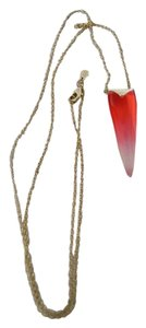 Alexis Bittar Alexis Bittar Liquid Spear Pendant Necklace $125