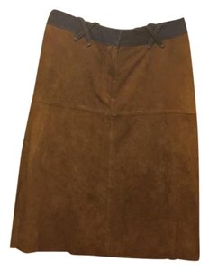 Dolce&Gabbana Skirt Brown/denim