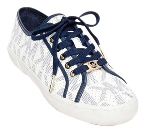 Michael Kors Wht/Navy Athletic