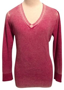 Wilkes Bashford Cashmere Ribbed Sweater