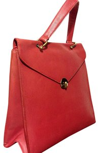 Bloomingdale's Tote in Red