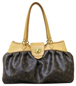 Louis Vuitton Lv Canvas Tote Medium Shoulder Bag