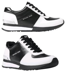 Michael Kors White/black Athletic
