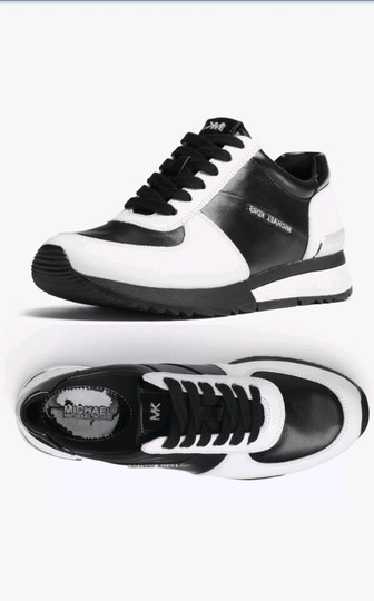 Michael Kors White/black Athletic Image 1
