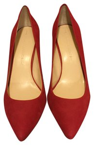 Banana Republic Red Pumps
