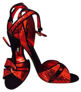Tom Ford Red Sandals