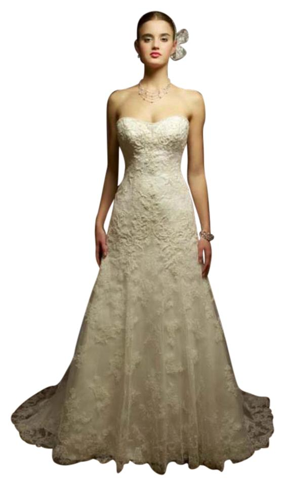 Casablanca 1827 Wedding Dress On Sale 45 Off