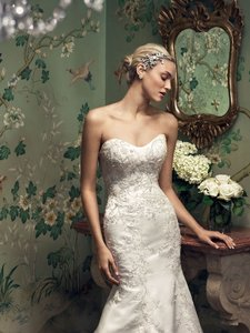 Casablanca 2207 Wedding Dress