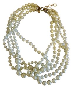 J.Crew Pearl Hammock Necklace