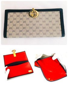 Gucci Gucci Vintage Bill Wallet Coin