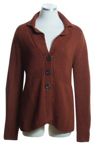 Boden Long Sleeve Knit Solid Cardigan