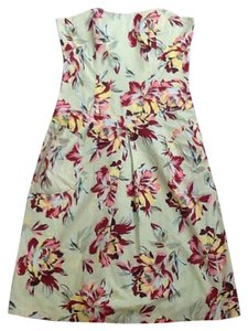 Ted Baker short dress Multi-Colored on Tradesy