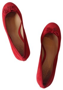 Tory Burch Tory Red Wedges