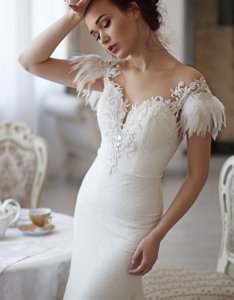 Designer Lace Wedding Dress Wedding Dress