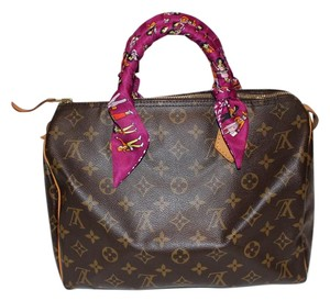 Louis Vuitton Satchel in Speedy 30
