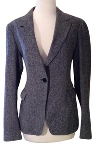 Donna Karan Black and white Blazer