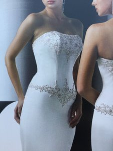 DaVinci Bridal Liz By Davinci Sale Wedding Dress