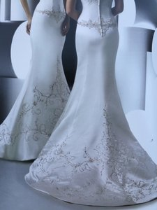 DaVinci Bridal Liz By Davinci Bridal Wedding Dress