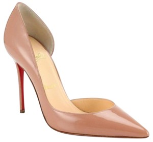 Christian Louboutin Nude/Beige Pumps