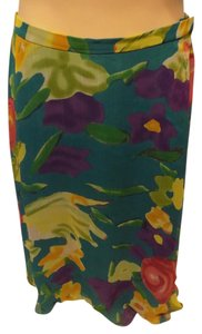 Coldwater Creek Skirt Multi-color