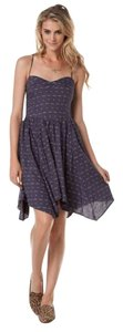 O'Neill short dress Blue Fun Summer Sundress Home Sweet on Tradesy
