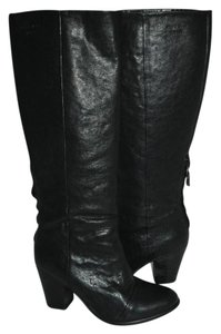 Rag & Bone Harrow Newbury Black Boots