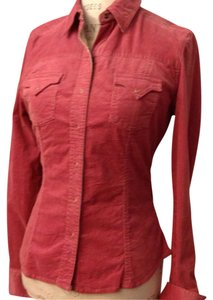 Lilu Button Down Shirt Pink