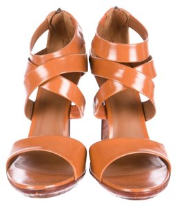 Bottega Veneta Sexy Heels Camel/brownish Pumps
