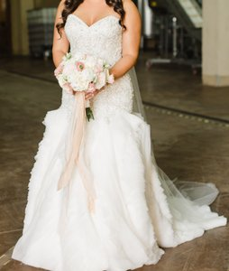 Allure Bridals Allure Bridals Couture Style C346 Wedding Dress
