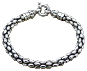 Lagos LAGOS Caviar 7mm Bracelet in Sterling Silver