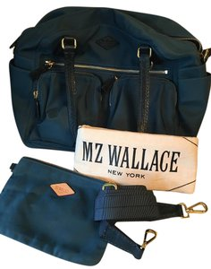 MZ Wallace Function Stainresistant Nyc Shoulder Bag