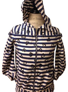Marc by Marc Jacobs Blue white black Jacket