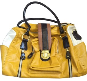 T.J.Maxx Satchel in Yellow