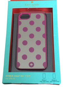 Kate Spade Kate Spade Le Pavillion Mirrored IPHONE 5 / 5S HARDSHELL CASE