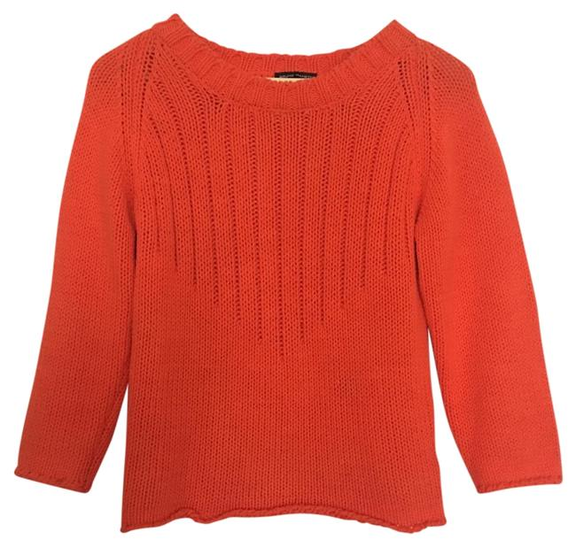 Item - Orange Sweater