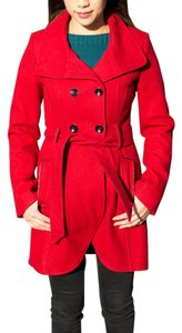 Guess Wool Chic Pea Coat