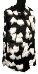 Other Fur Faux Fur Faux Fur Shaggy Fur Vest