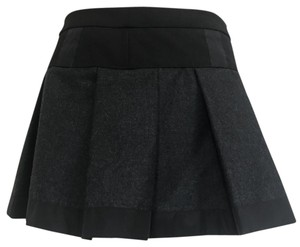 Prada Mini Skirt Anthracite