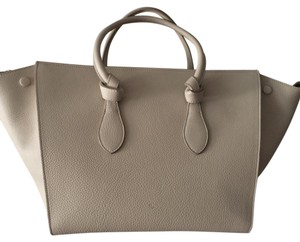 Céline Tote in Bone