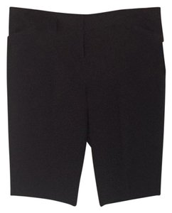 INC International Concepts Dress Shorts Black